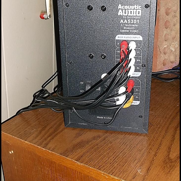 AA5301 rear