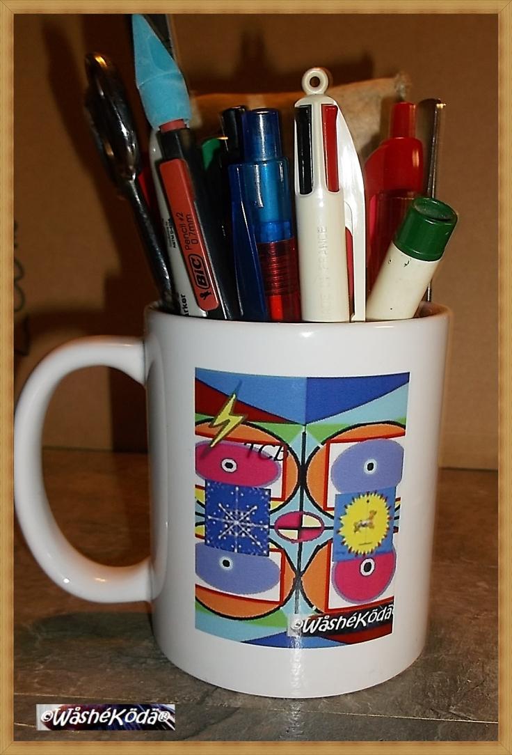 Washe Mug